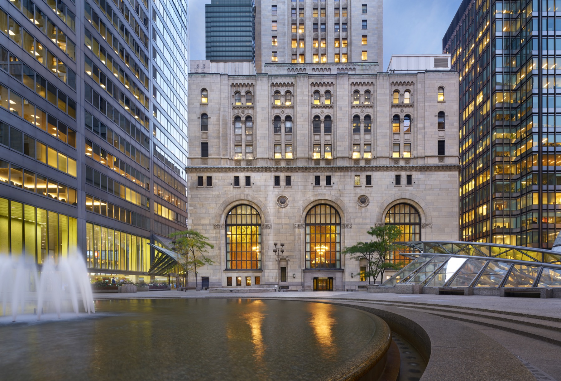 About Commerce Court